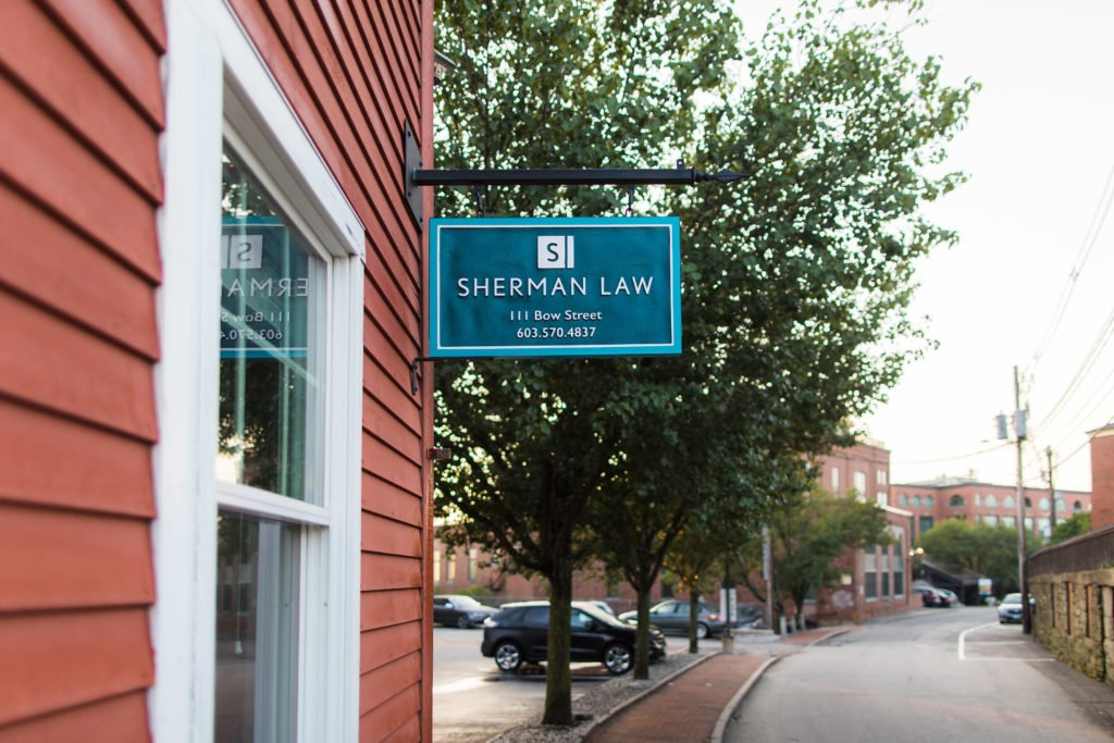 Sherman Law Outside of office